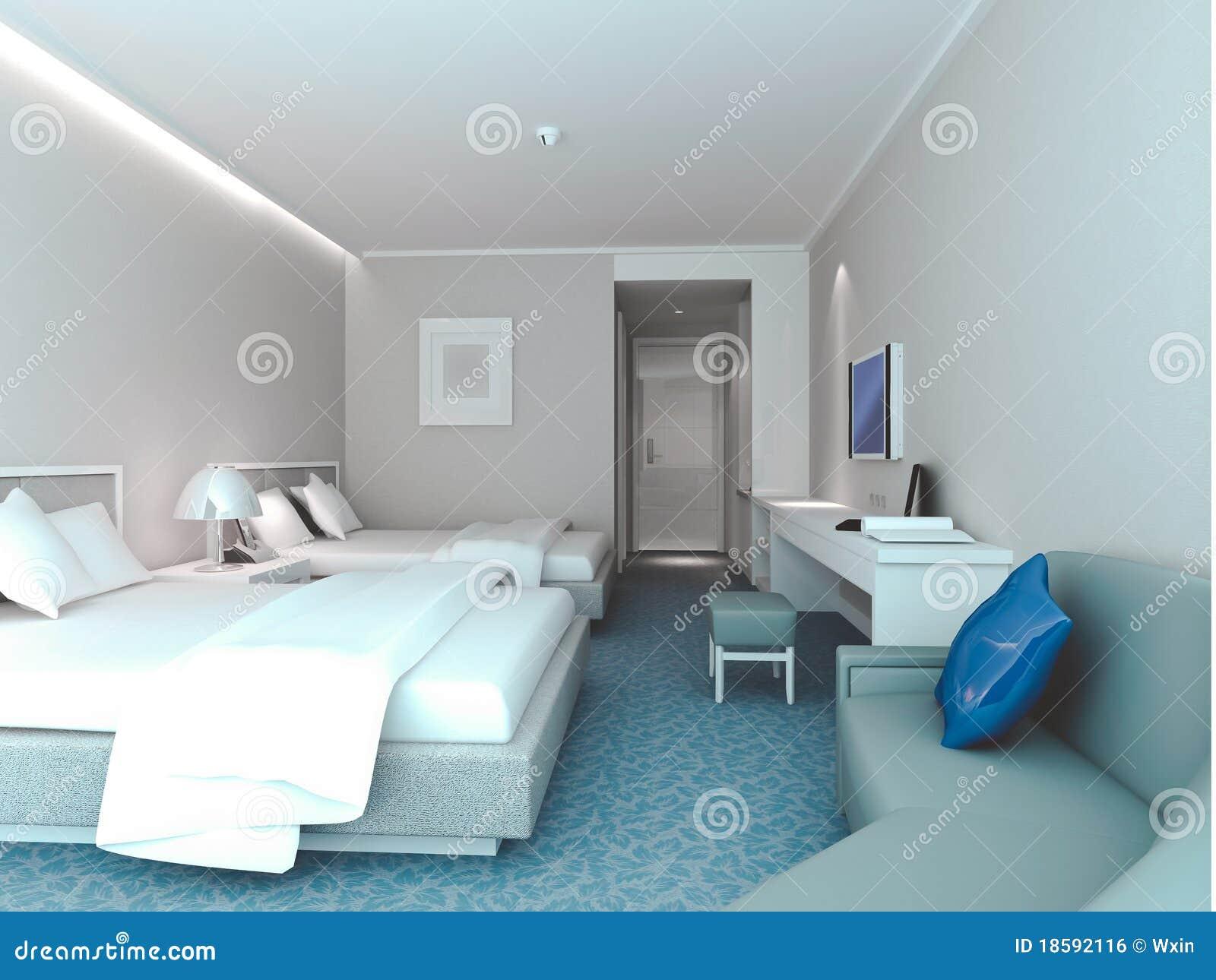 Representaci n del dormitorio 3d habitaciones imagen de for Diseno 3d habitaciones