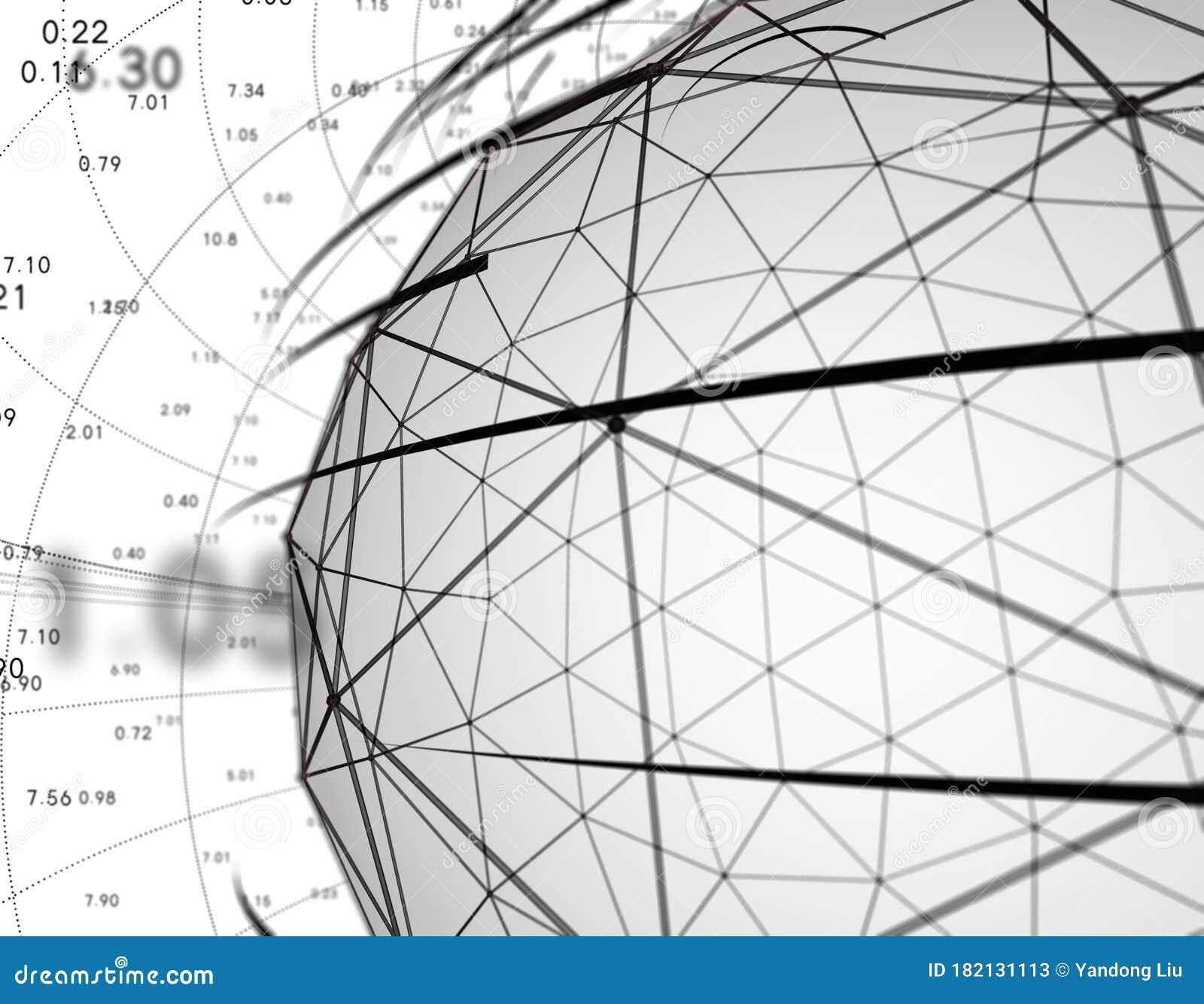 Smart Technology Planet And Data Transmission Global Internet Digital Interaction Data Storage And Link Stock Illustration Illustration Of Internet Financial 182131113