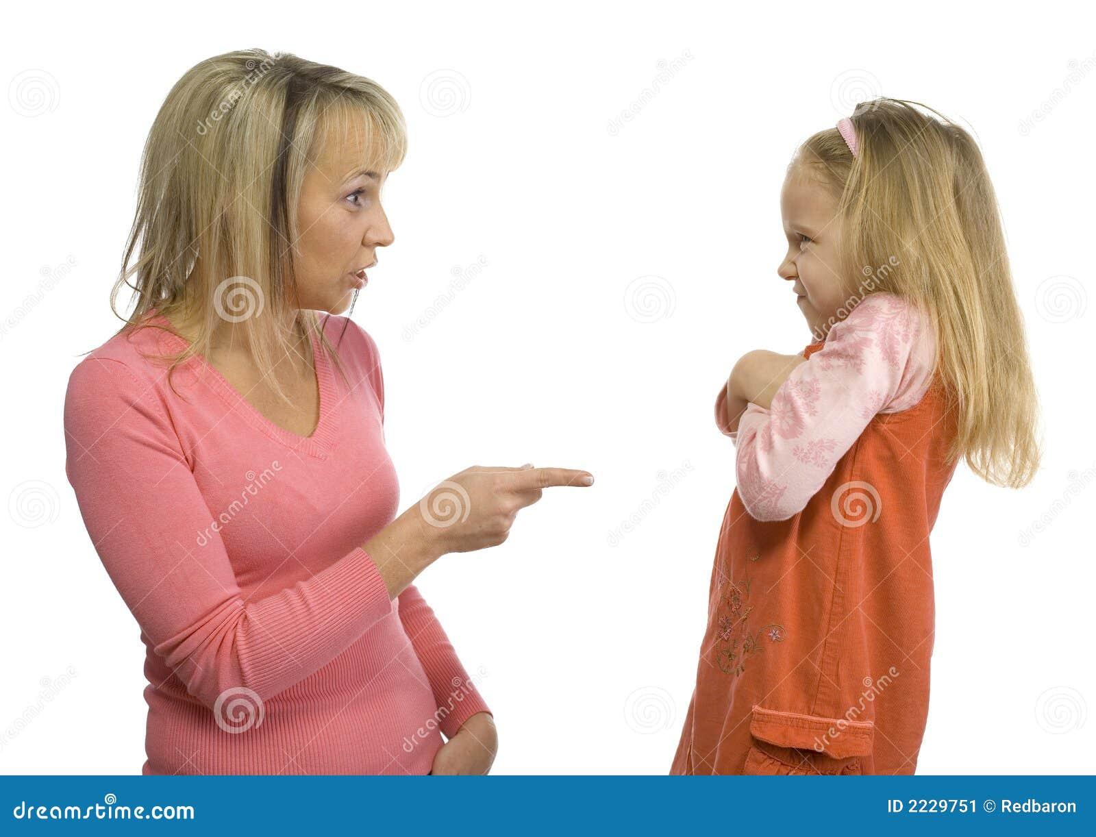 Как сделать если ребенок не слушается