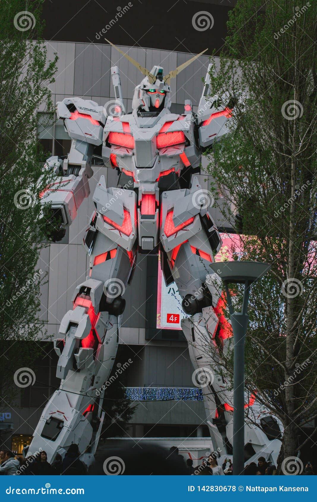 Reproduction mobile normale du costume RX-0 Unicorn Gundam