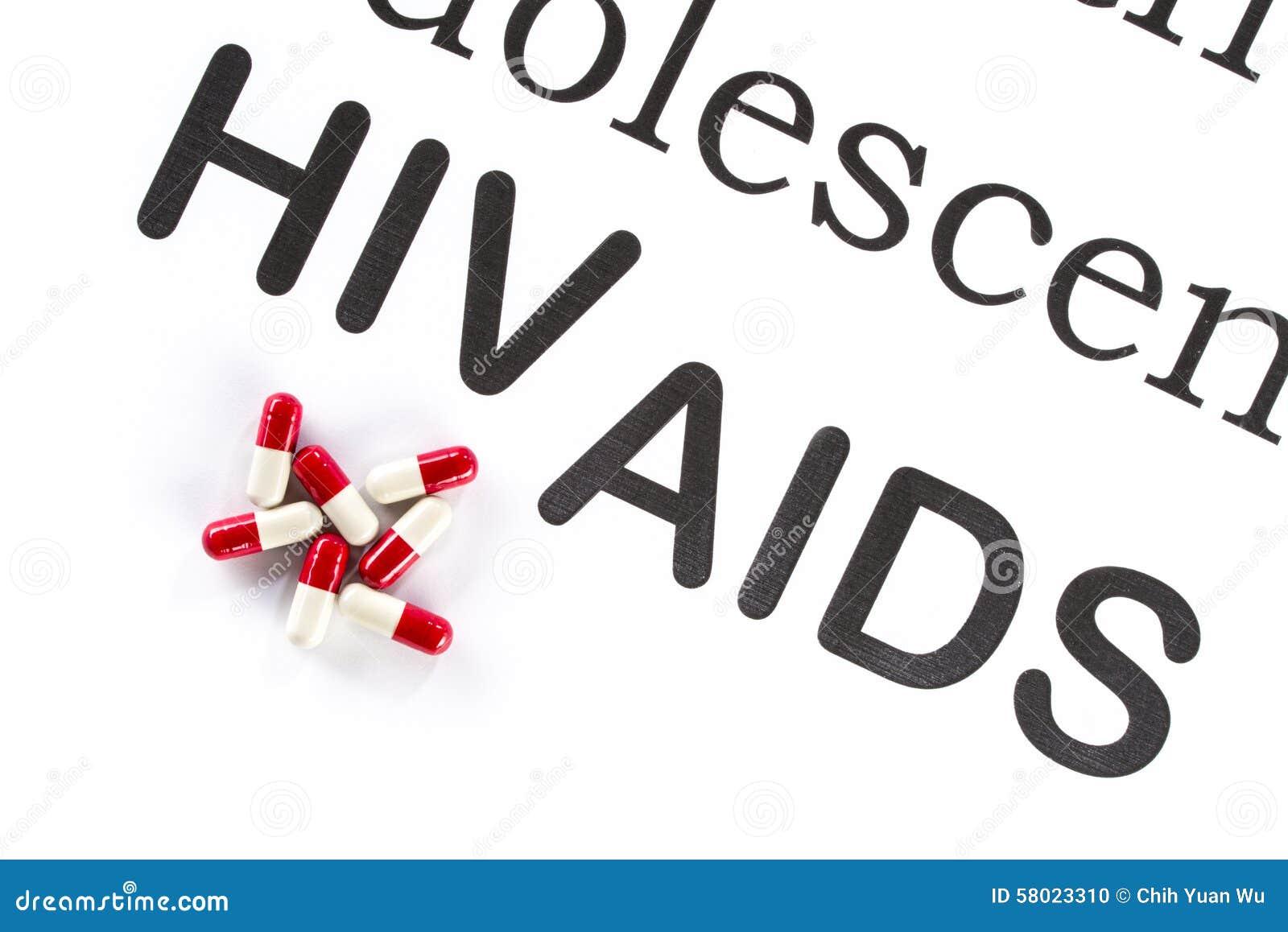 Reproduktiv hälsa av tonåringen, HJÄLPMEDEL, HIV, läkarbehandlingsicknes