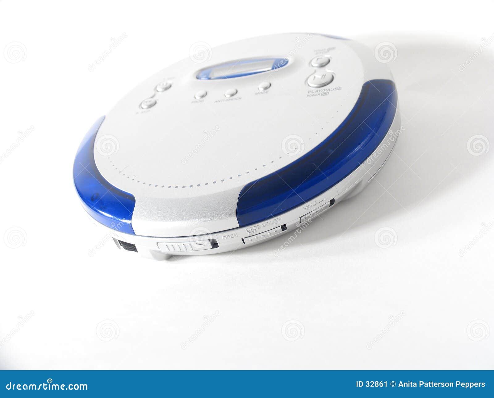 Reprodutor de CDs audio