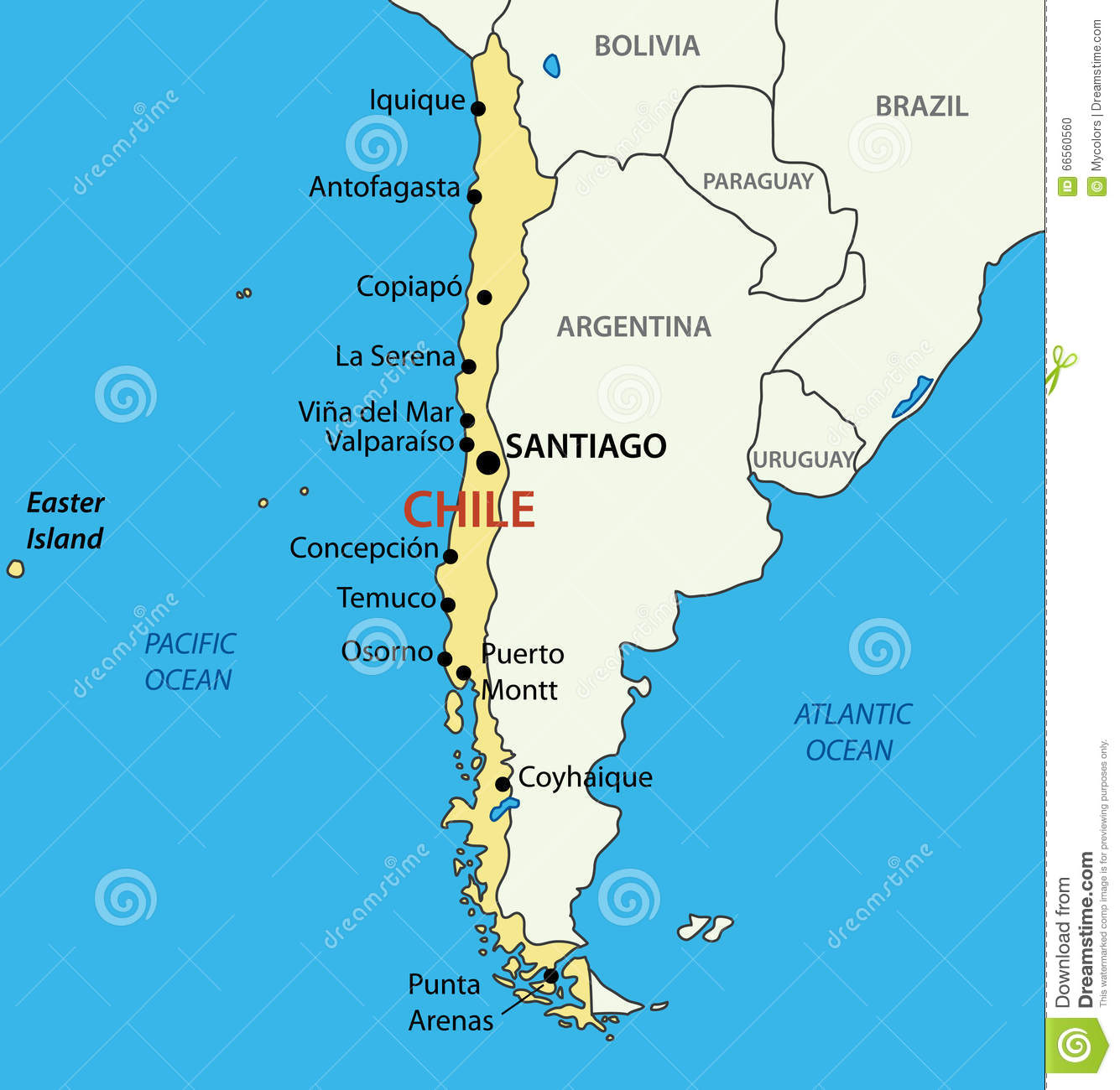 Chile Vector Map Stock Illustrations 2 511 Chile Vector Map Stock Illustrations Vectors Clipart Dreamstime