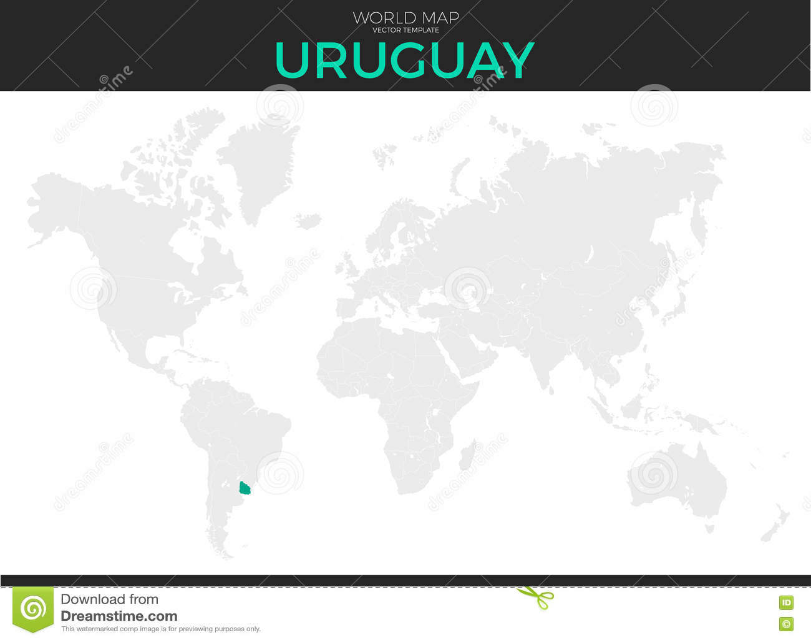 Republic Of Senegal Location Map Stock Vector Illustration of