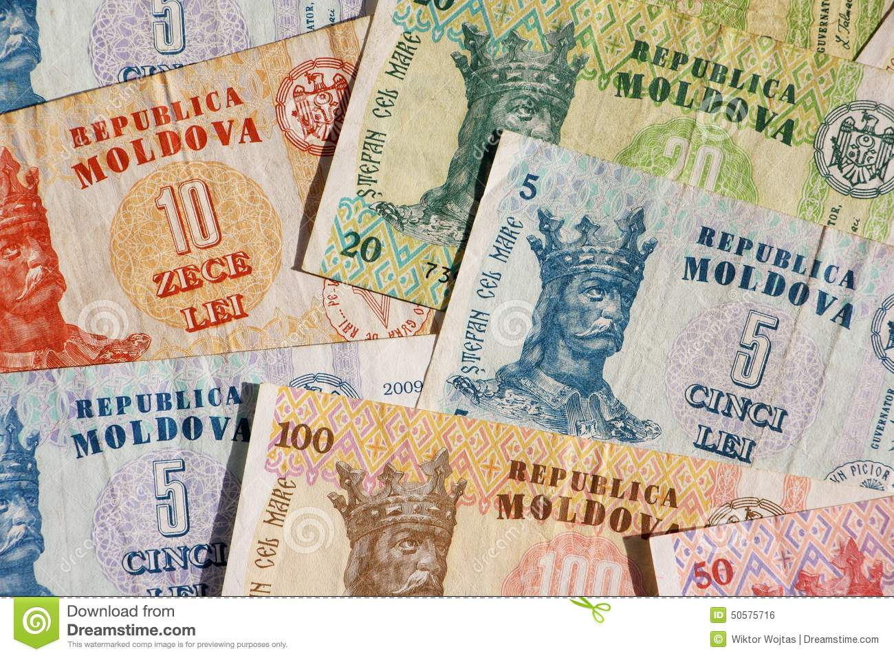 what is the currency of moldova
