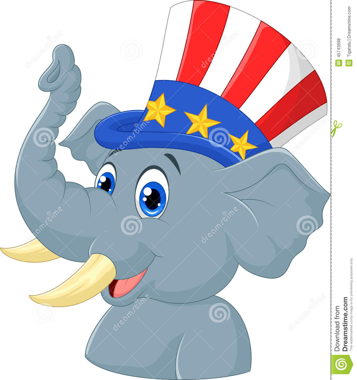 Republican Elephant Ca...