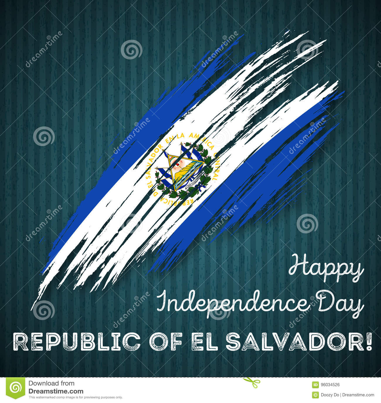 Republika Salwador dzień niepodległości