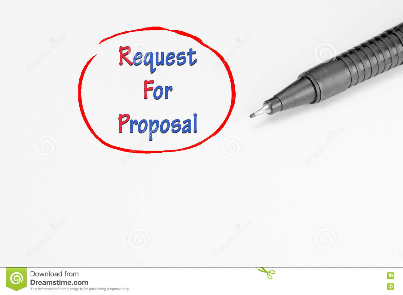 Request for Proposal - Business Concept