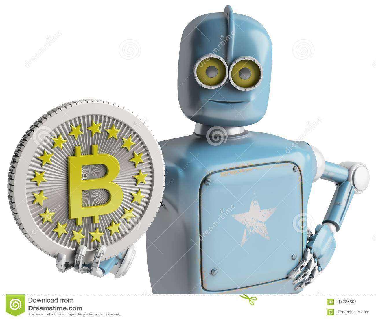 robot commerciale di criptocurrency