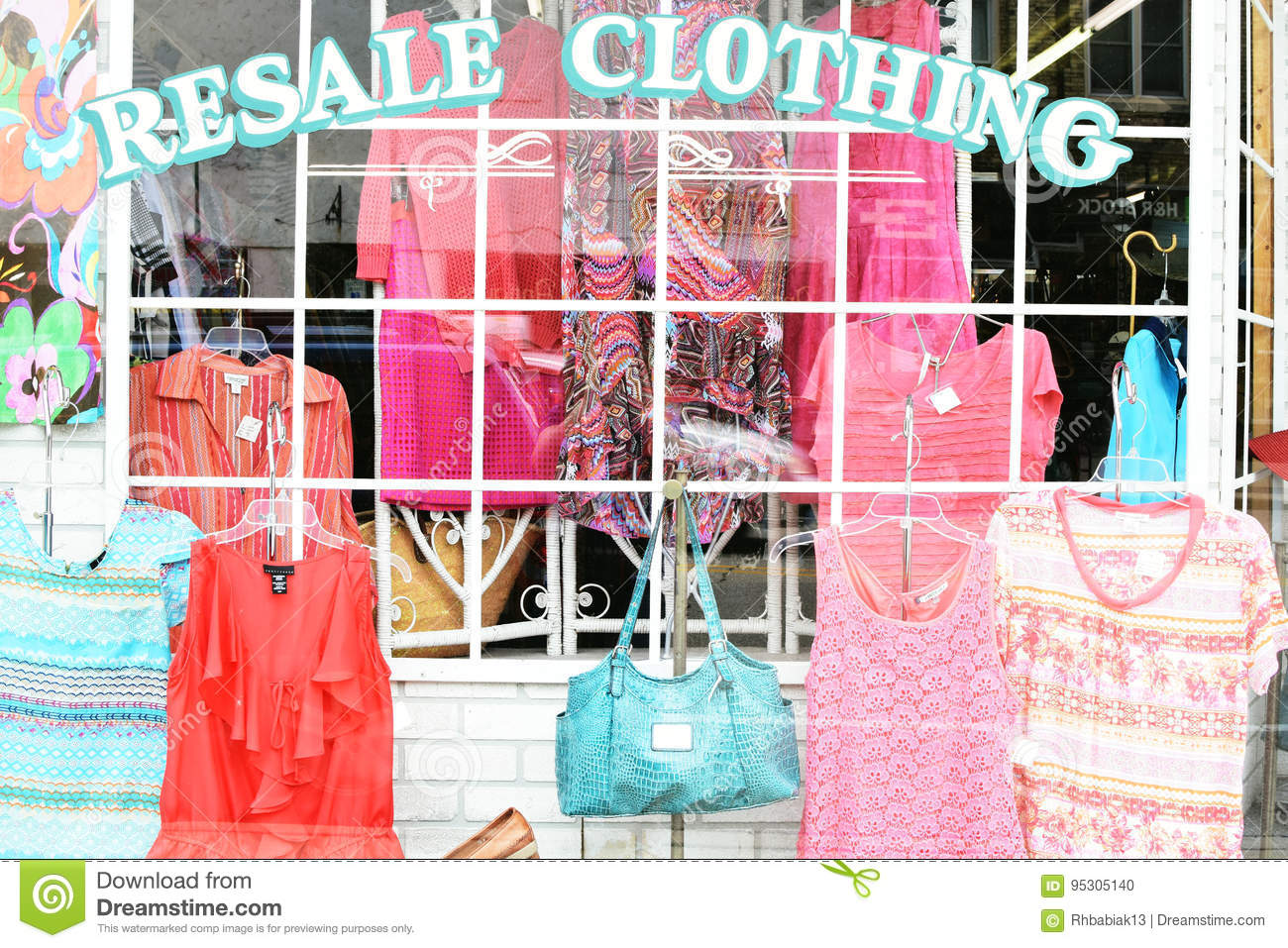 Resale Clothing