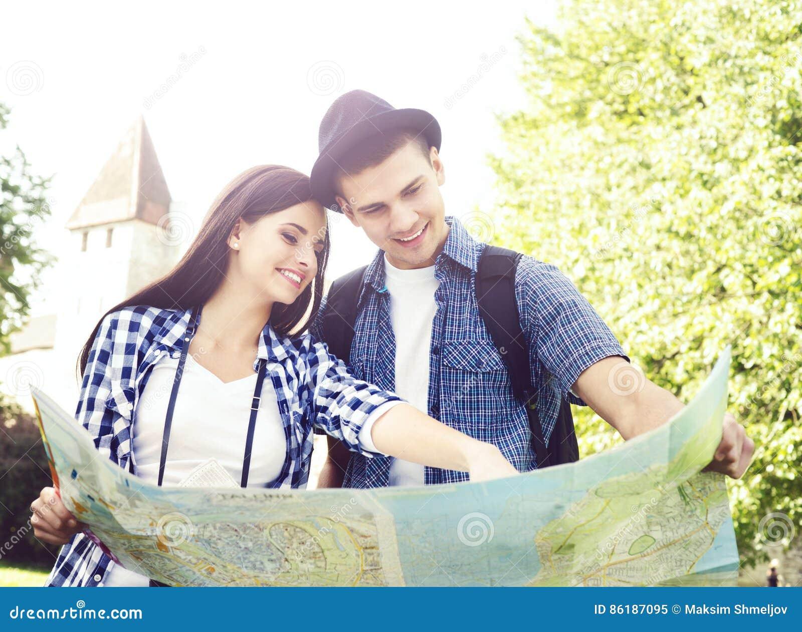 Dating resande man