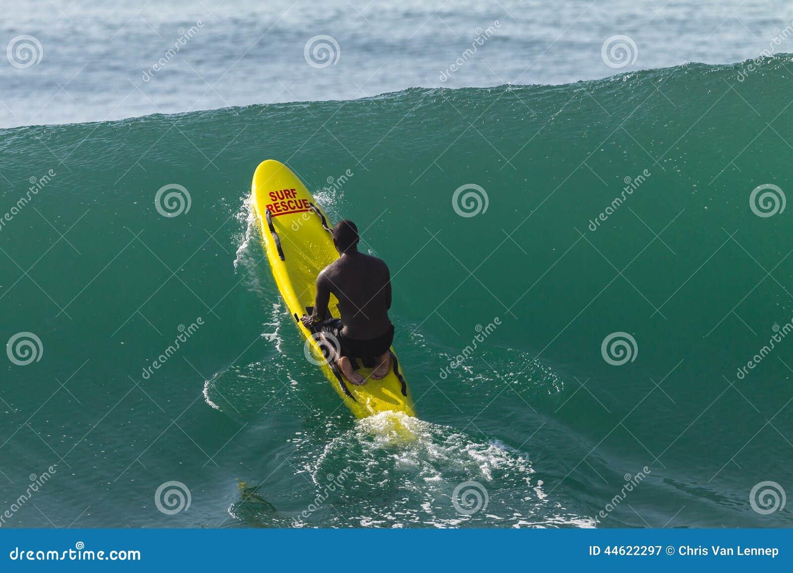 Rescate Ski Craft Waves Surfing de la salvación