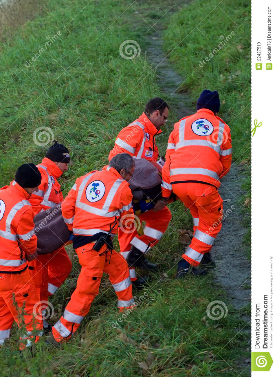 Download Rescue mission editorial image. Image of civil, security - 22427510