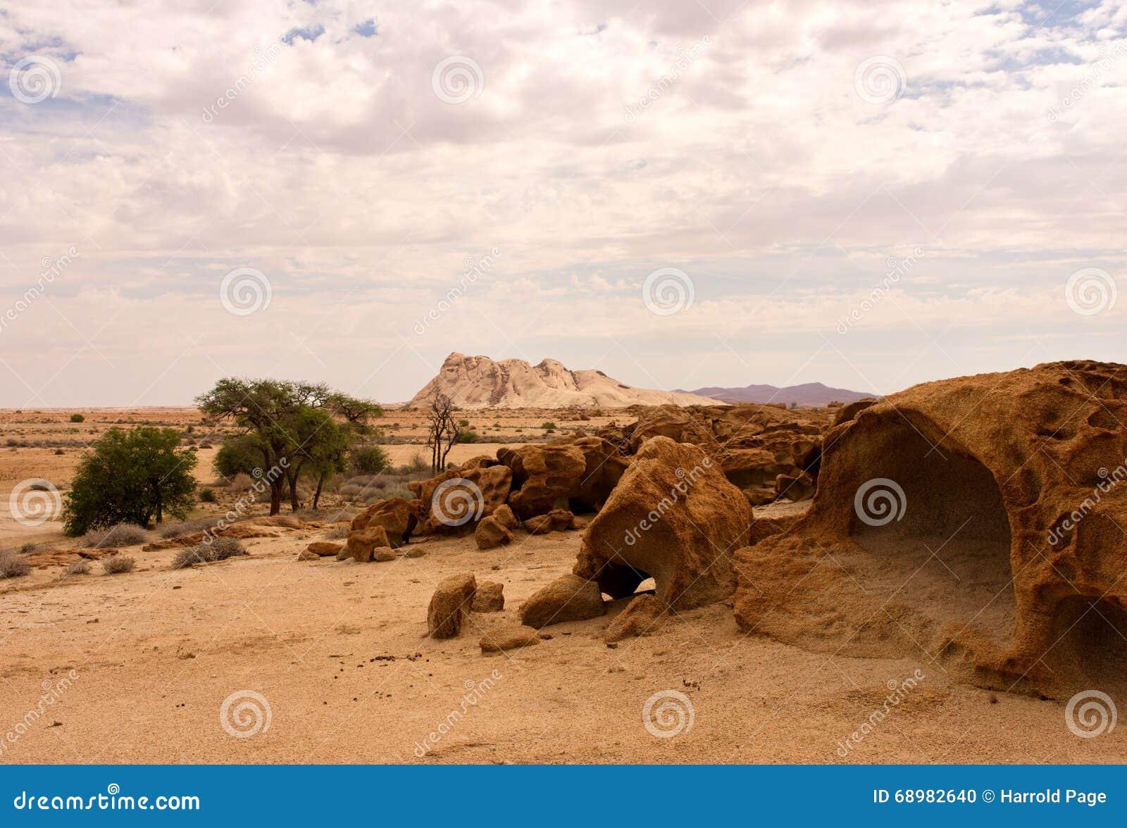 Reserva de naturaleza de Naukluft, desierto de Namib, Namibia