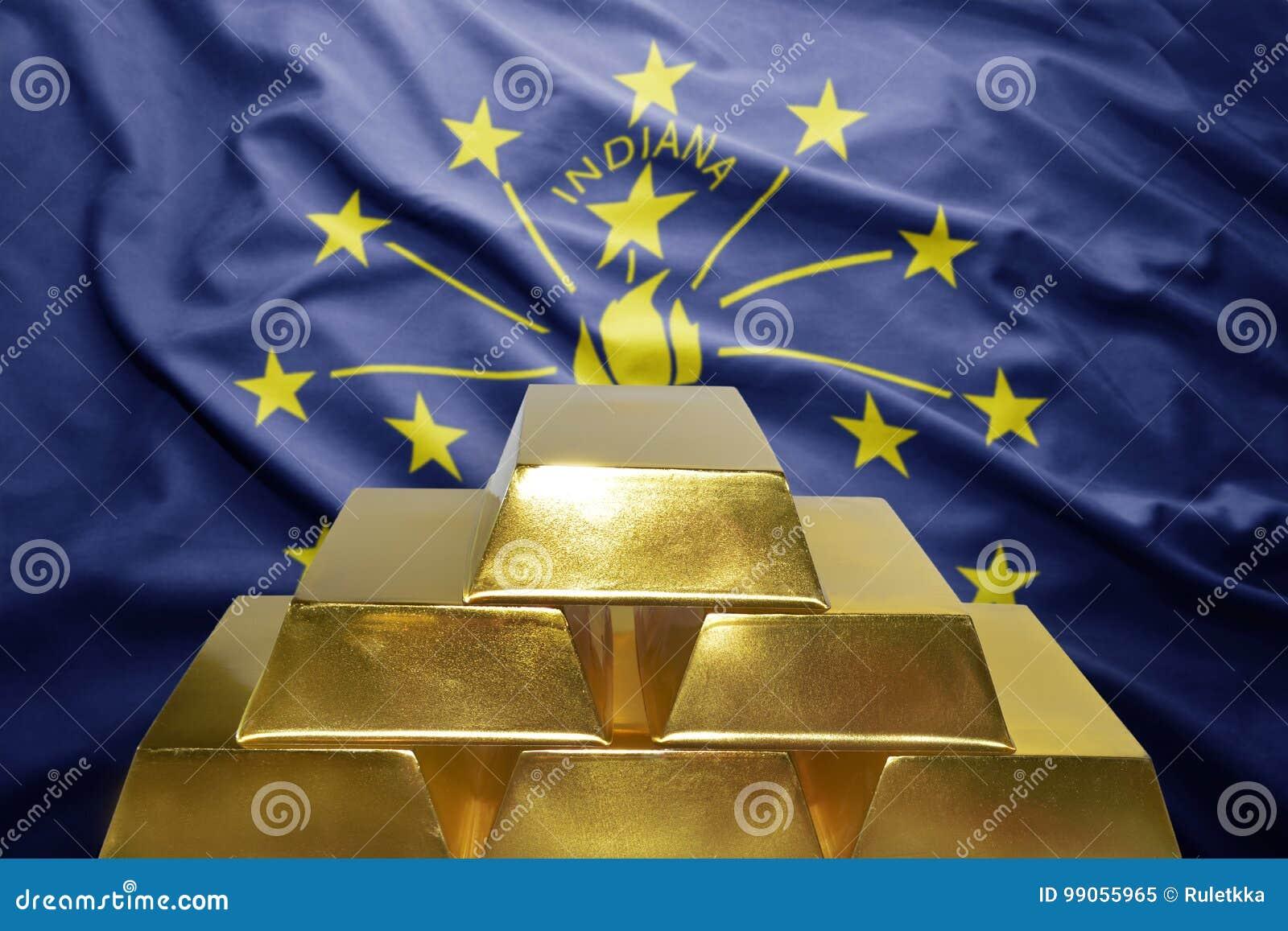 Reservas de oro de Indiana
