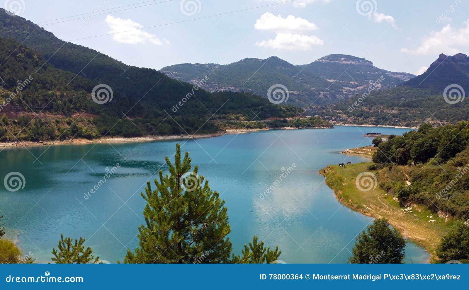 Reservatório do Llosa del Cavall