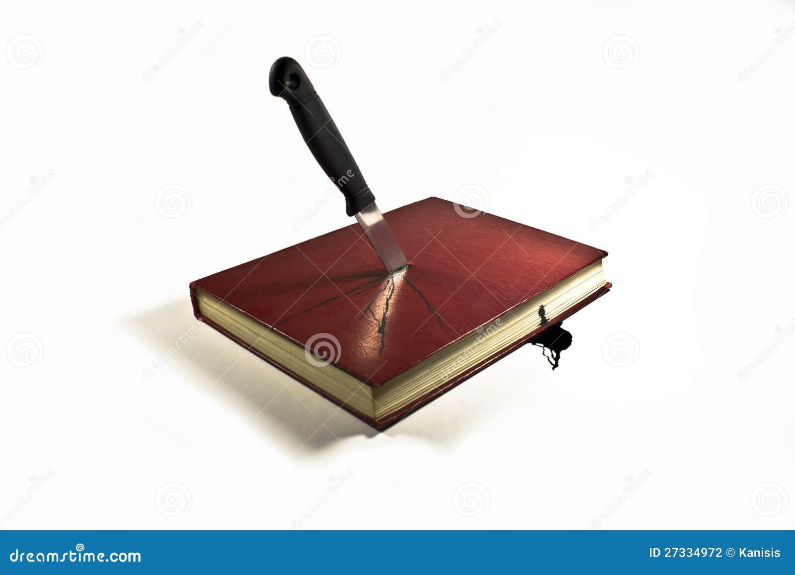 Reserve apuñalado por el cuchillo