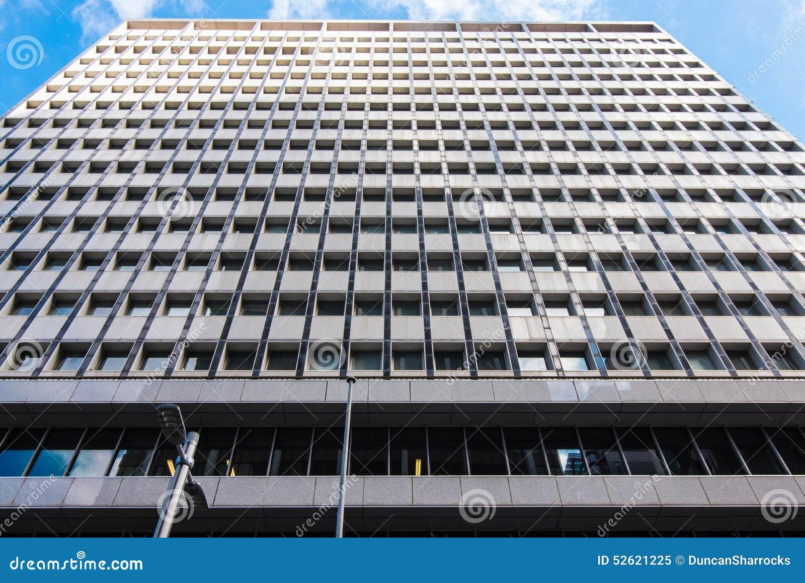 Reserve Bank van de bouw van Australië