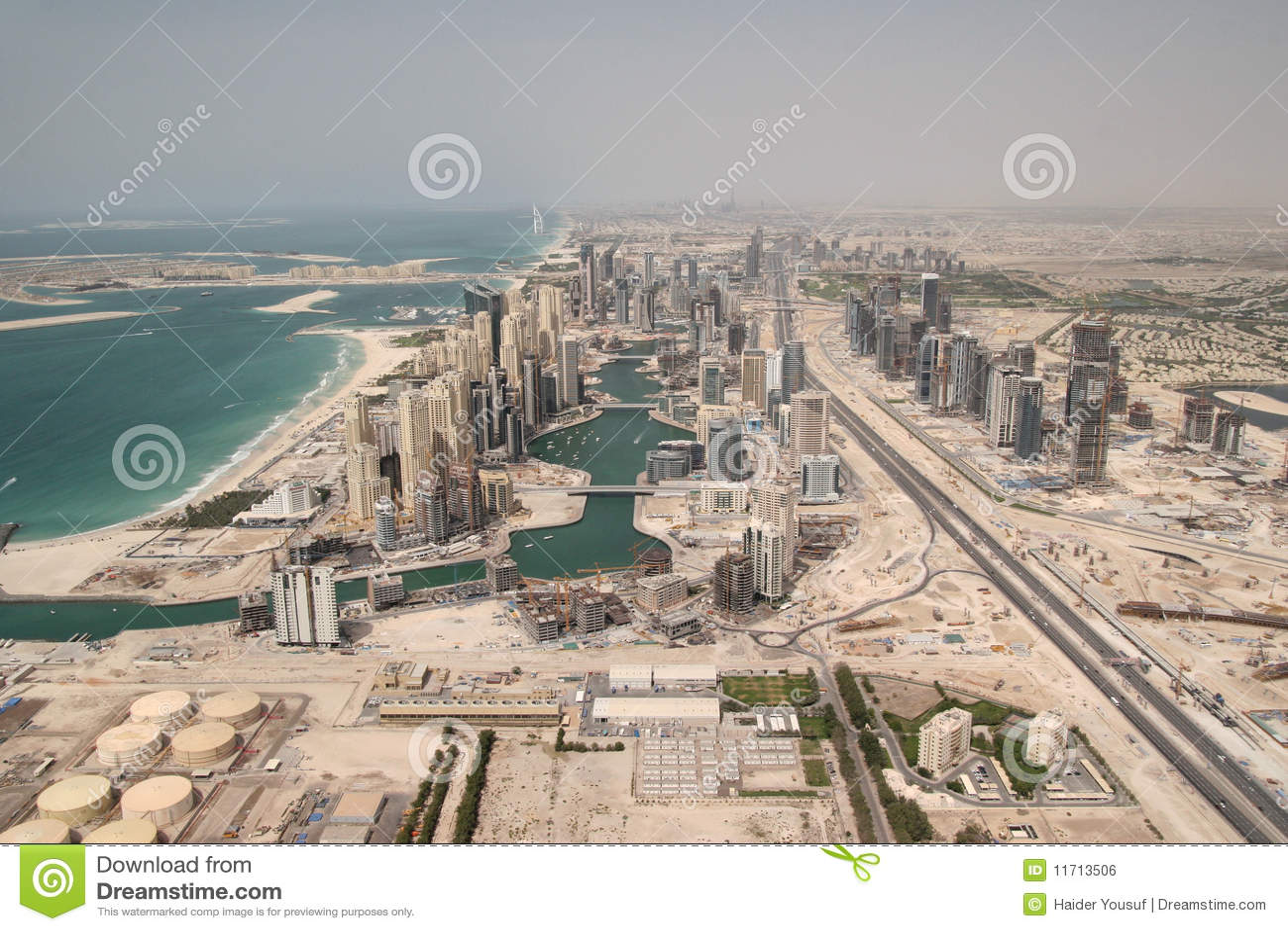 Residência da praia de Jumeirah