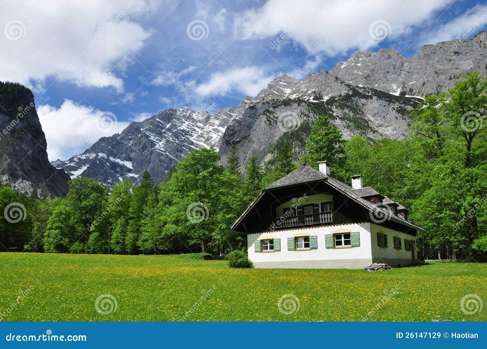 Residencia alpestre