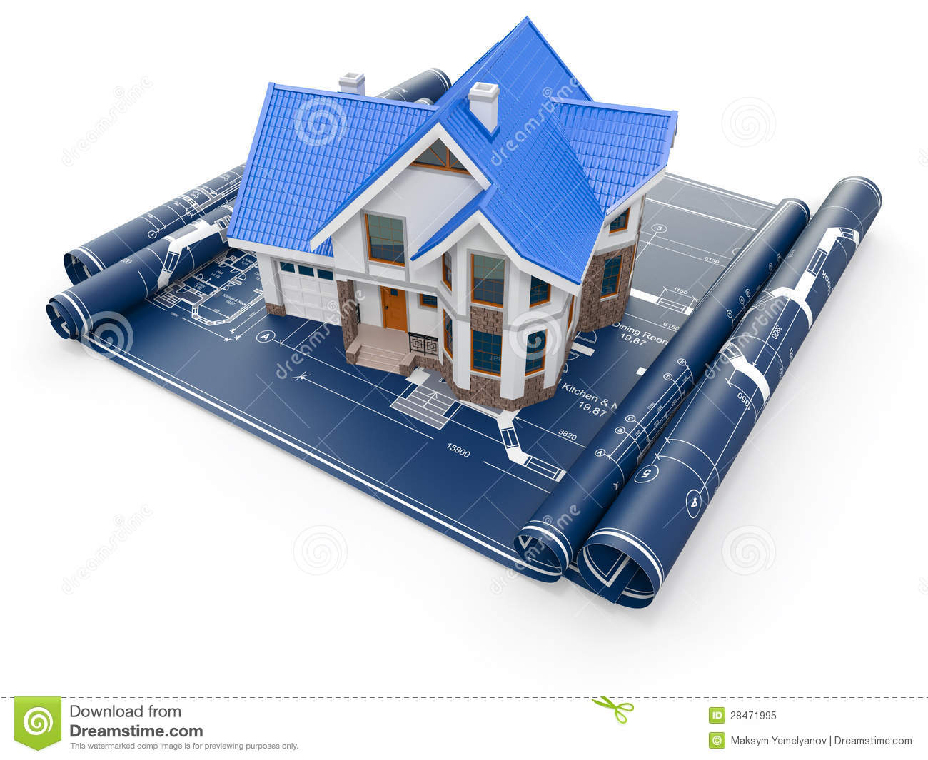 Architecture Blueprints Wallpaper interesting architecture blueprints 3d of building vector