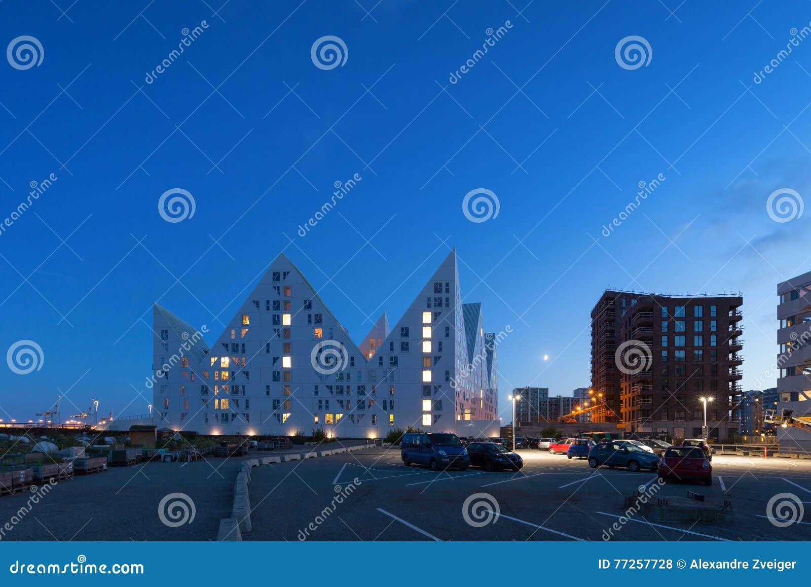 Residential neighborhood, Denmark
