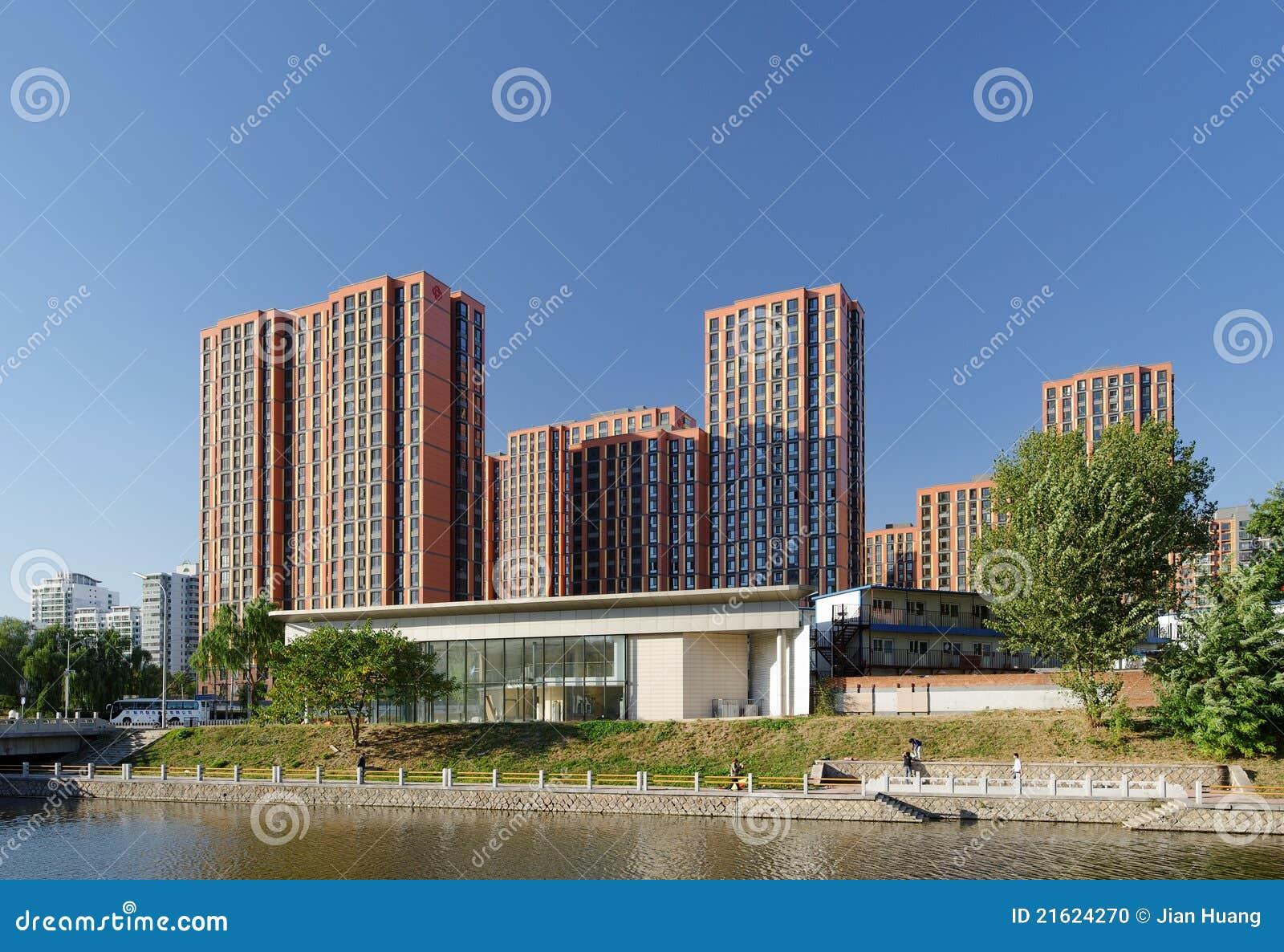 Residenze dell alloggiamento a Pechino