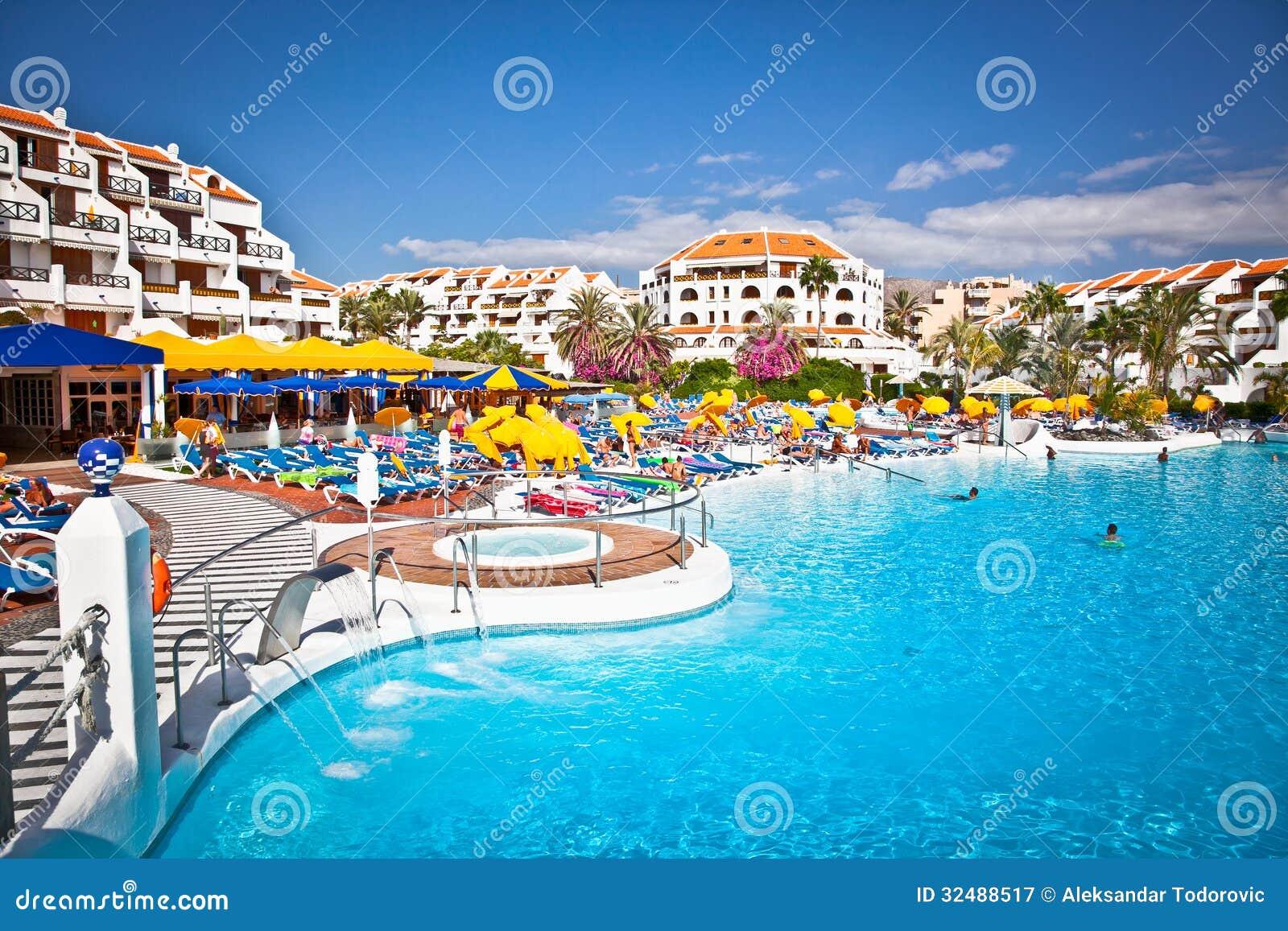 Hotels In Adeje Tenerife Spain