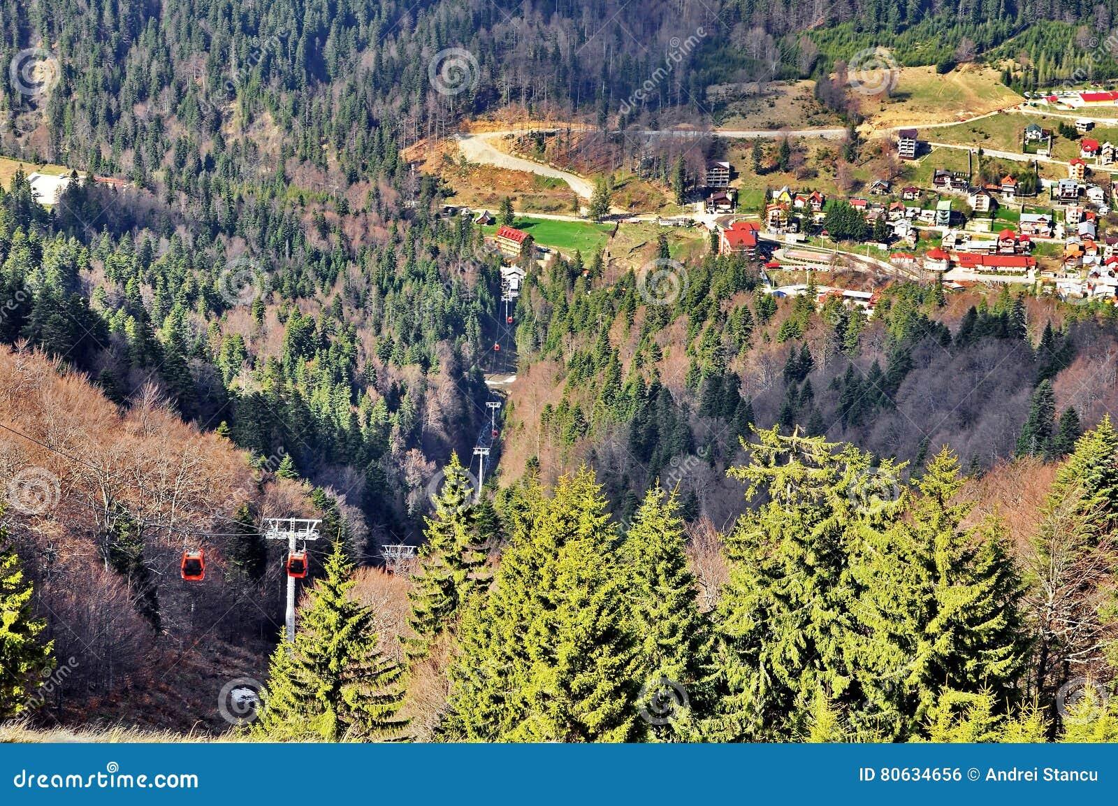 Resort de montanha