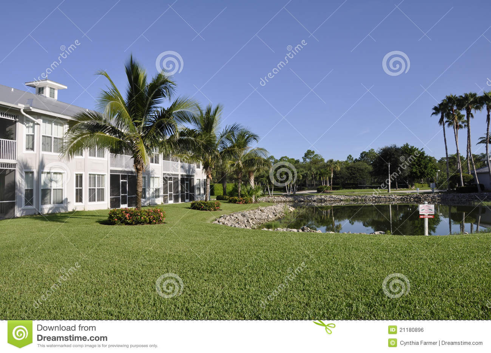 Resort in Naples, Florida