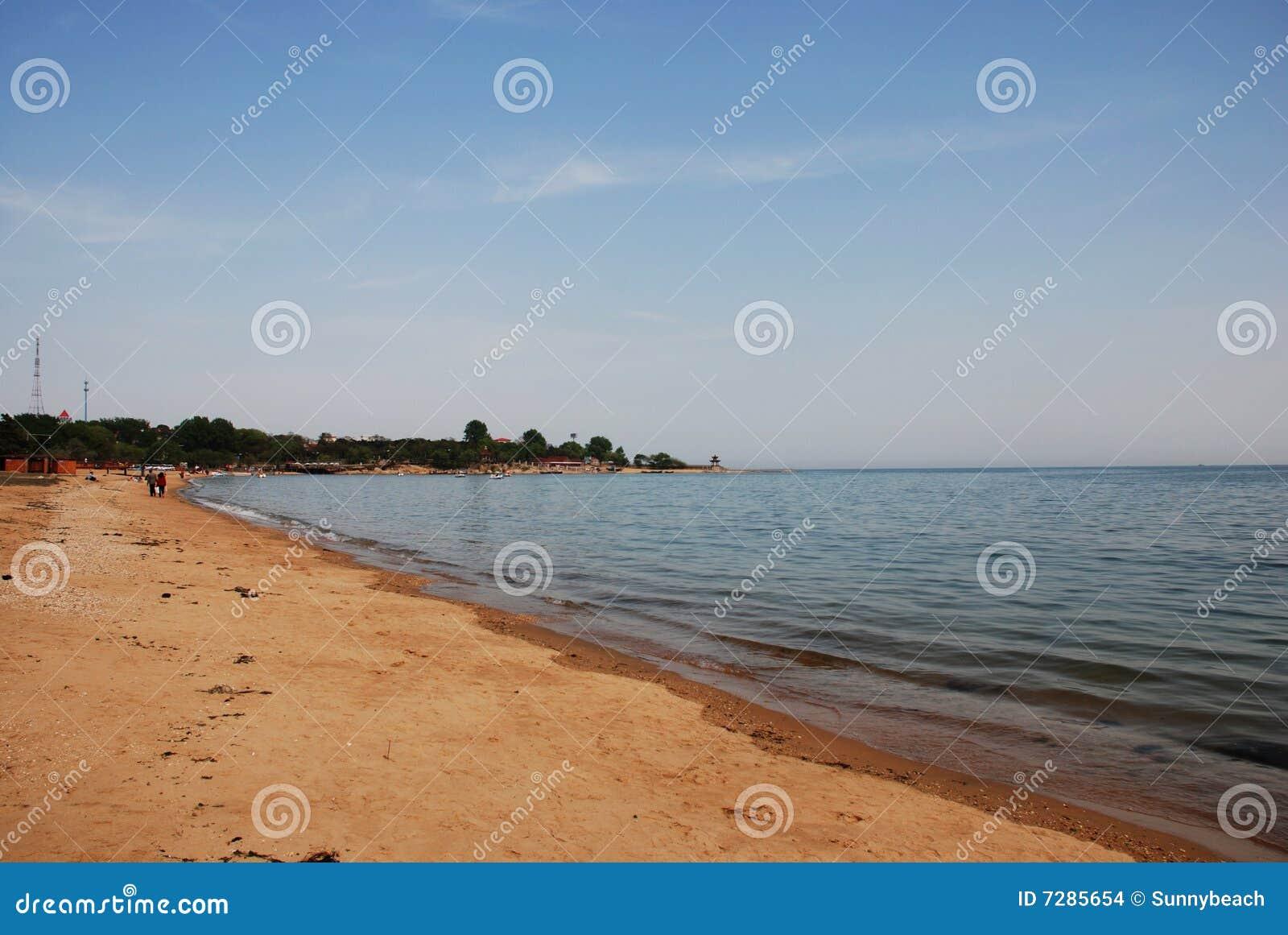 Resorte en la playa