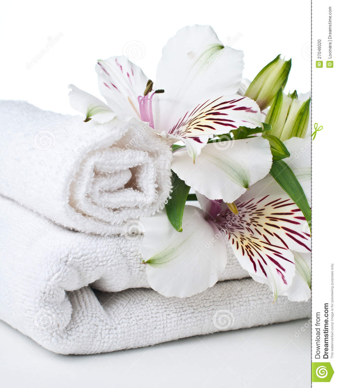 Resources for spa white towel and flower stock photo image of download resources for spa white towel and flower stock photo image of bathroom izmirmasajfo