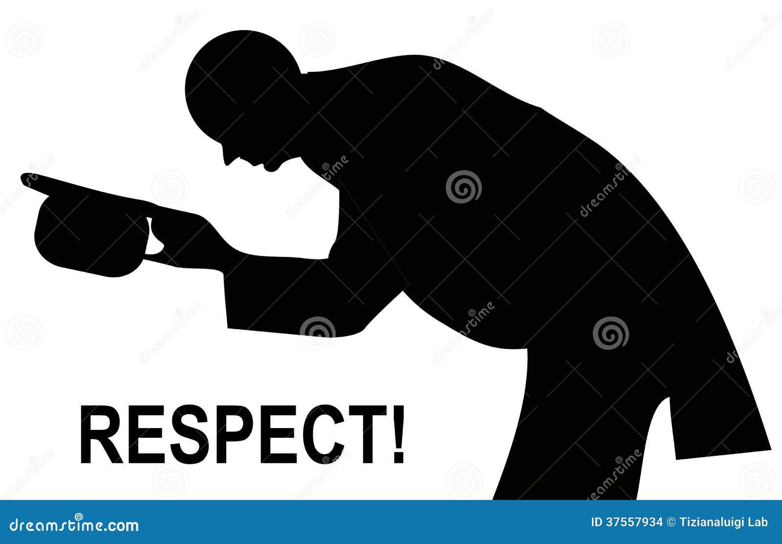 Respect stock illustration. Illustration of black, object ... Respect Hat Template