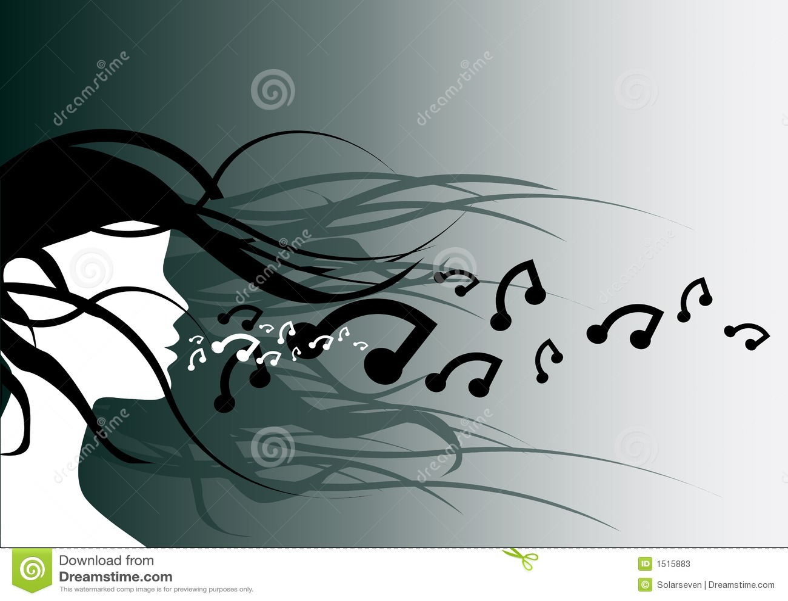 Respire a música