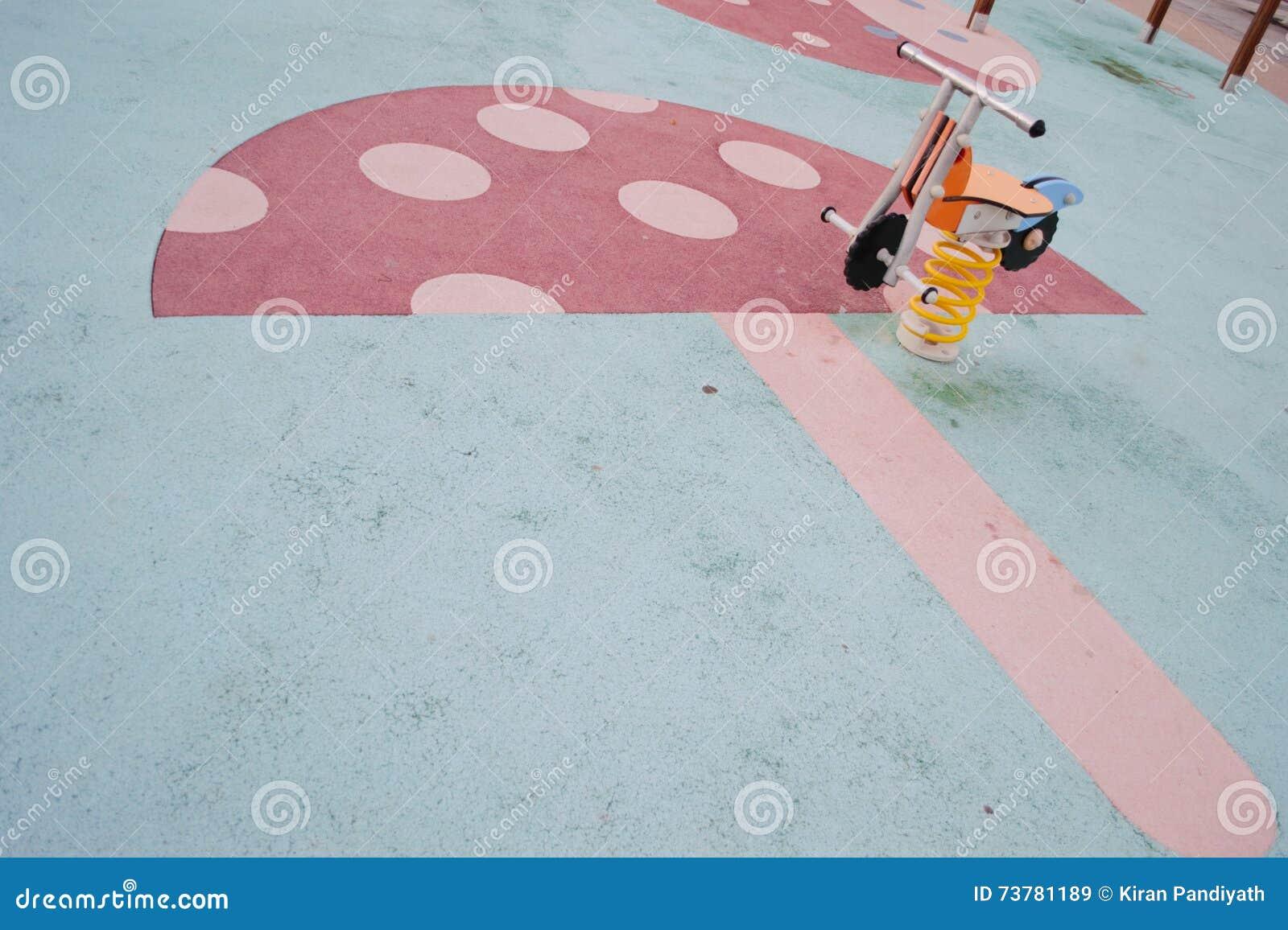 Ressort de cycle de parc d enfants