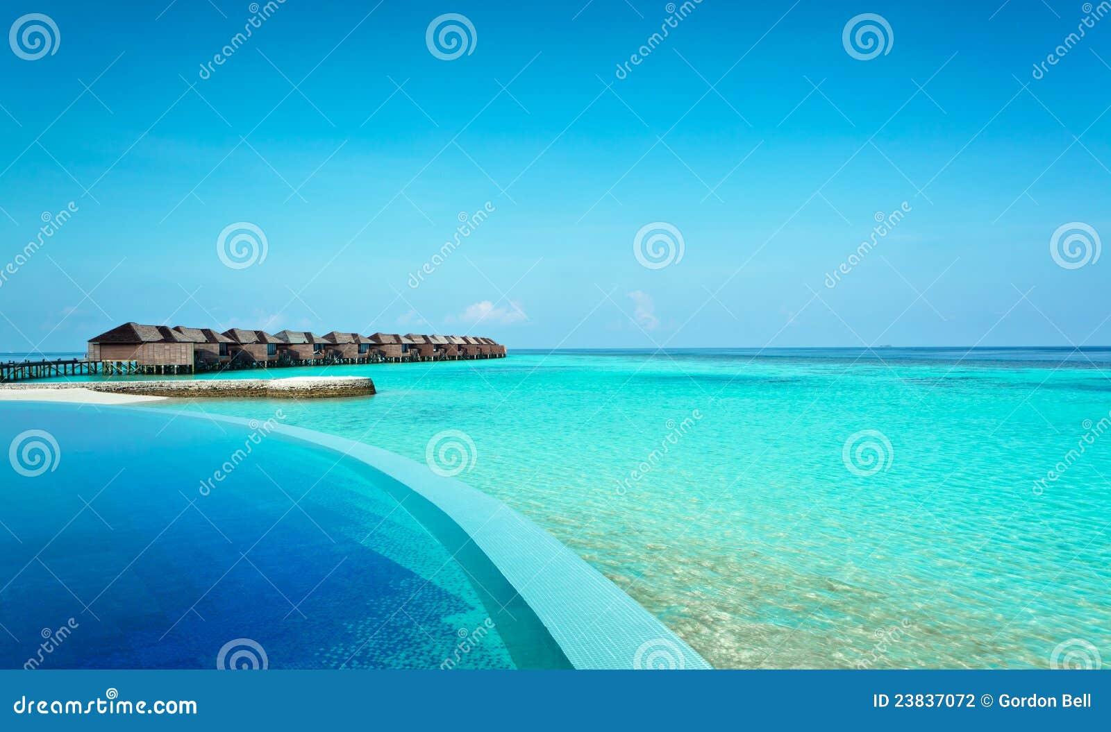 Ressource de luxe dans l Océan Indien