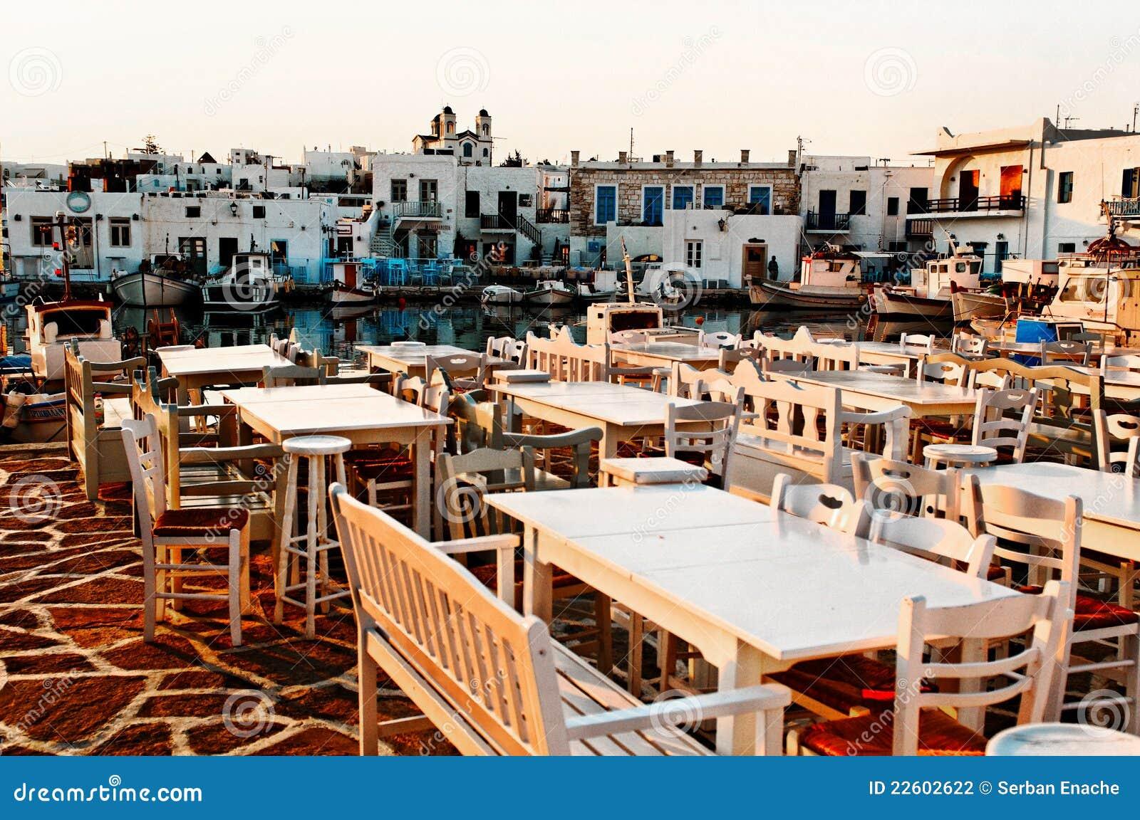 Restauracja w Grecja