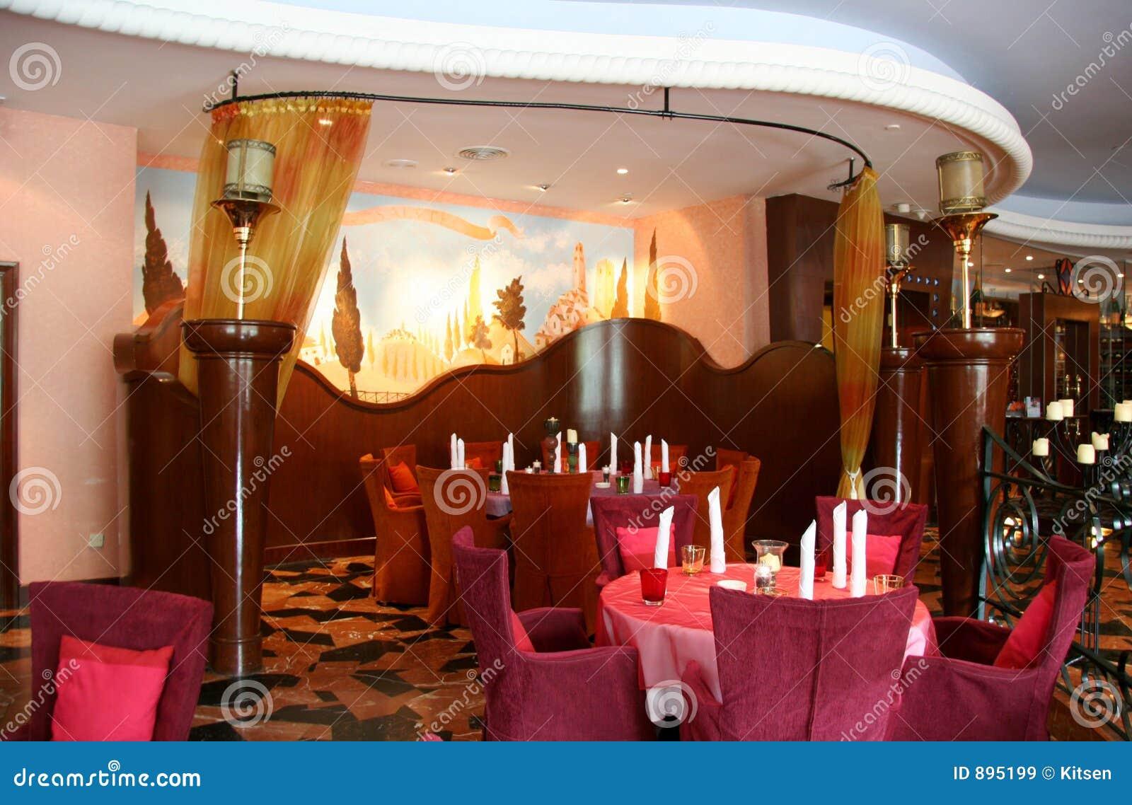 Restauracja wewnętrzna