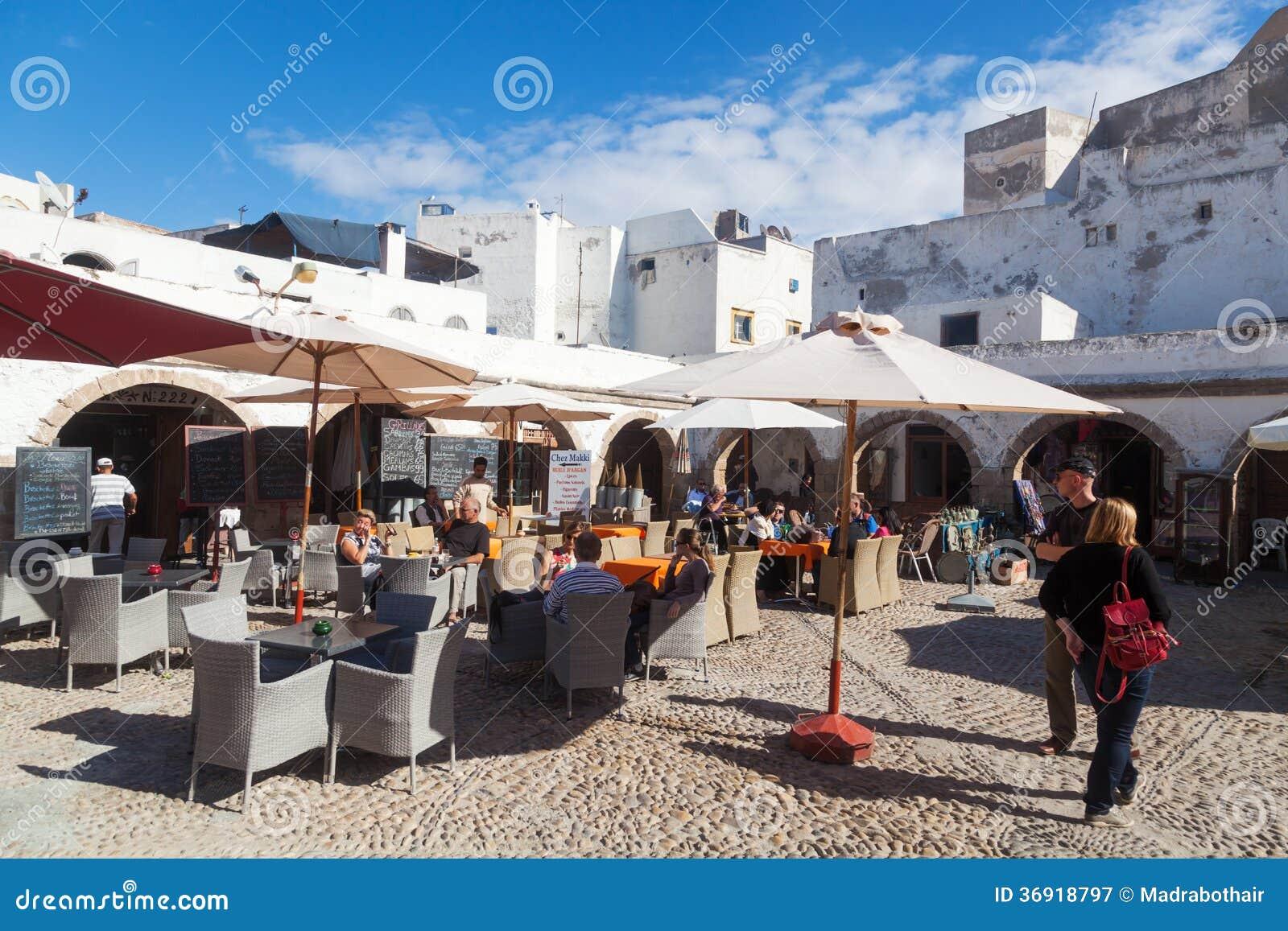Restauracje w Essaouira