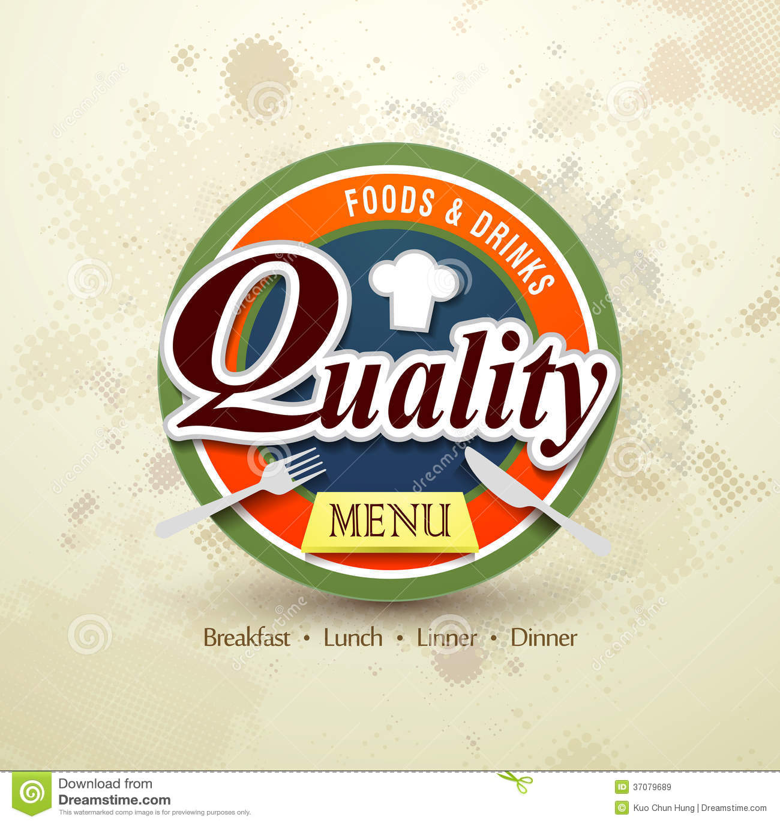 Download Restauracyjny menu ilustracja wektor. Ilustracja złożonej z jedzenie - 37079689