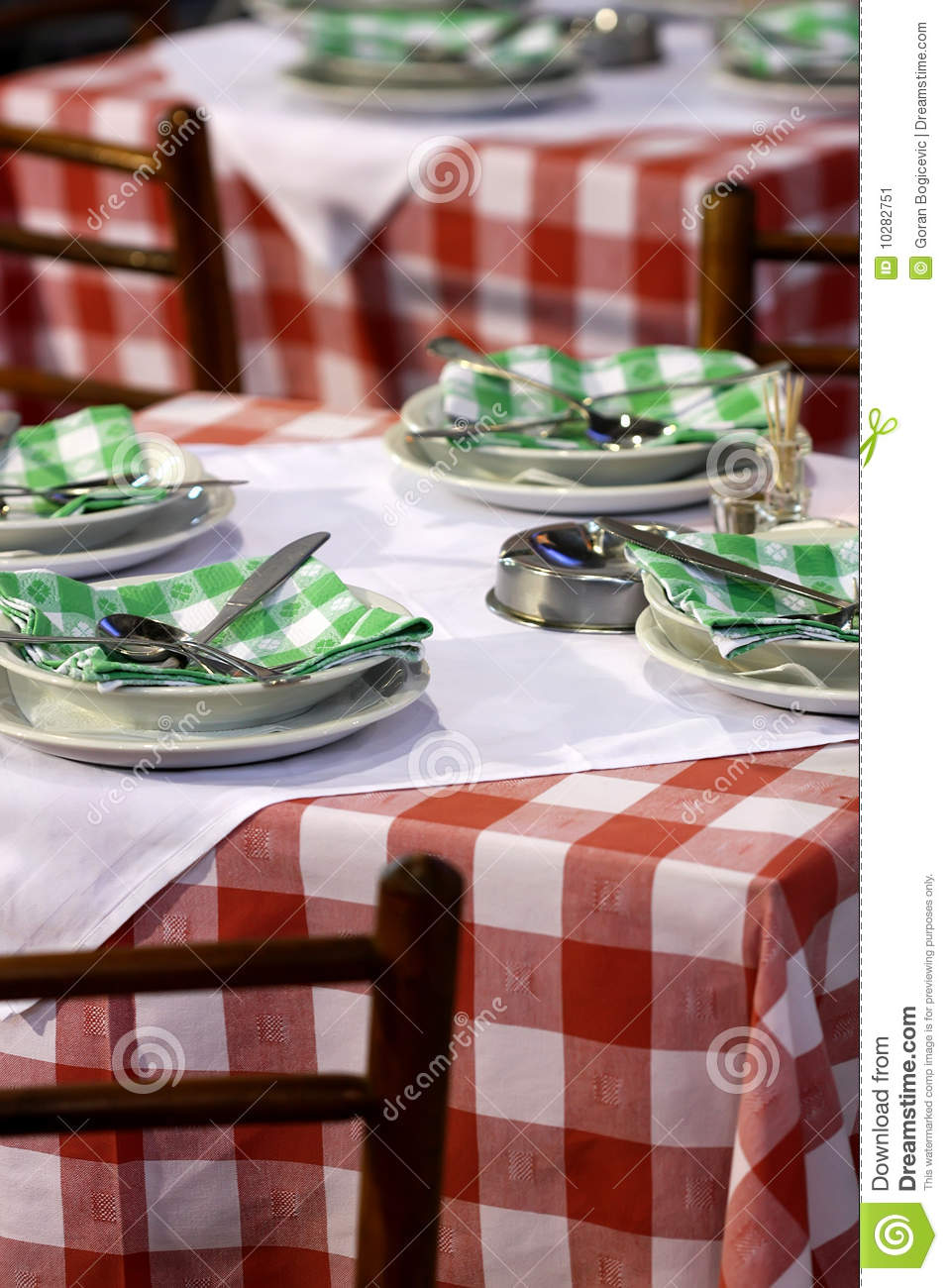 Download Restaurant stock image. Image of vintage, chairs, meal - 10282751