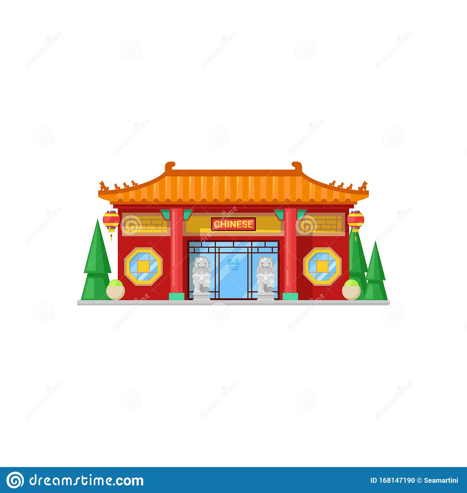 Chinese Exterior Restaurant Stock Illustrations 73 Chinese Exterior Restaurant Stock Illustrations Vectors Clipart Dreamstime