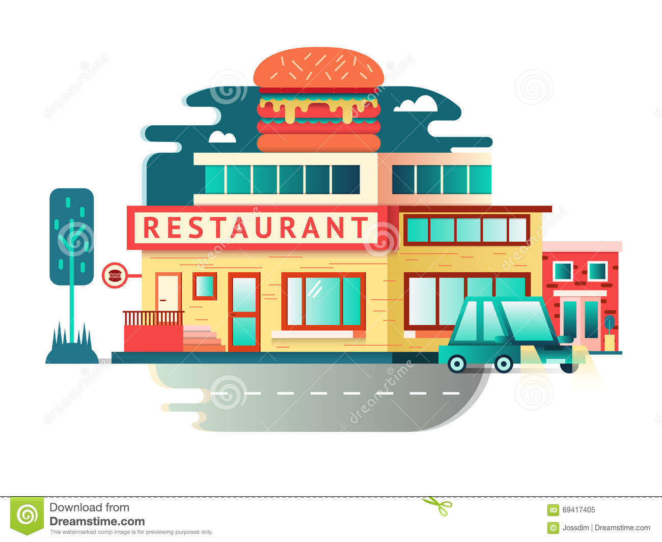 For restaurant pictures graphics illustrations clipart photos - Royalty Free Vector Download Restaurant