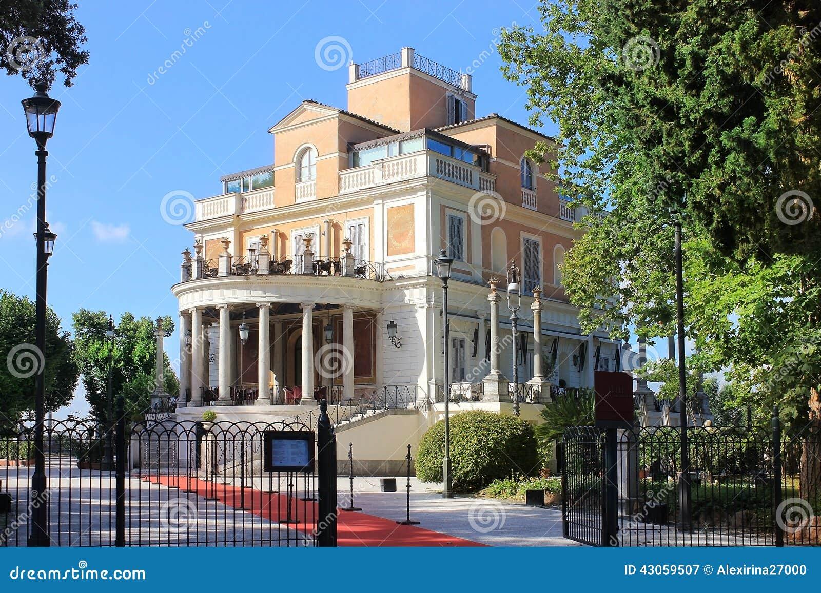 Ristorante Villa Borghese Roma