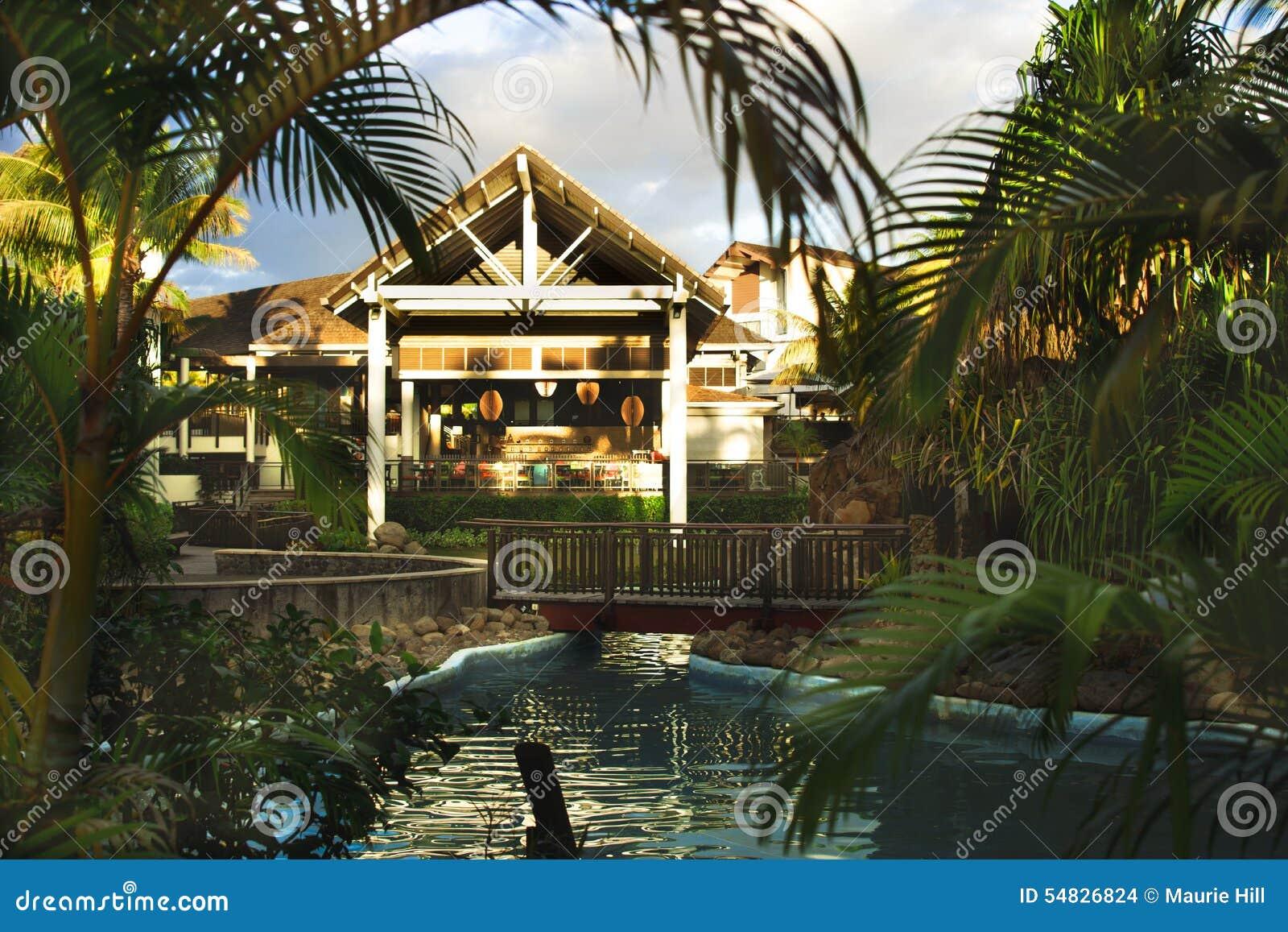 Restaurant dinant - Radisson Blu Fiji