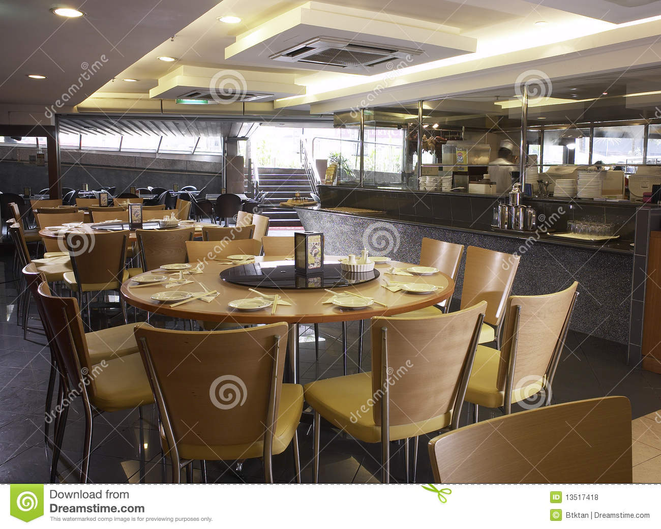 Restaurant interior royalty free stock photos image