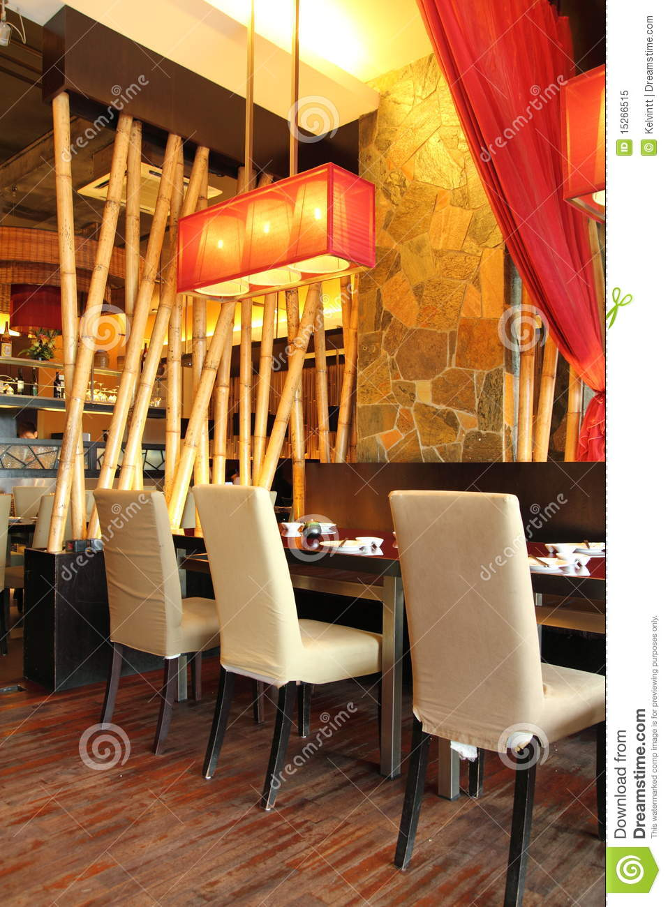 Restaurant Interior Design Stock Image Image Of Buffet
