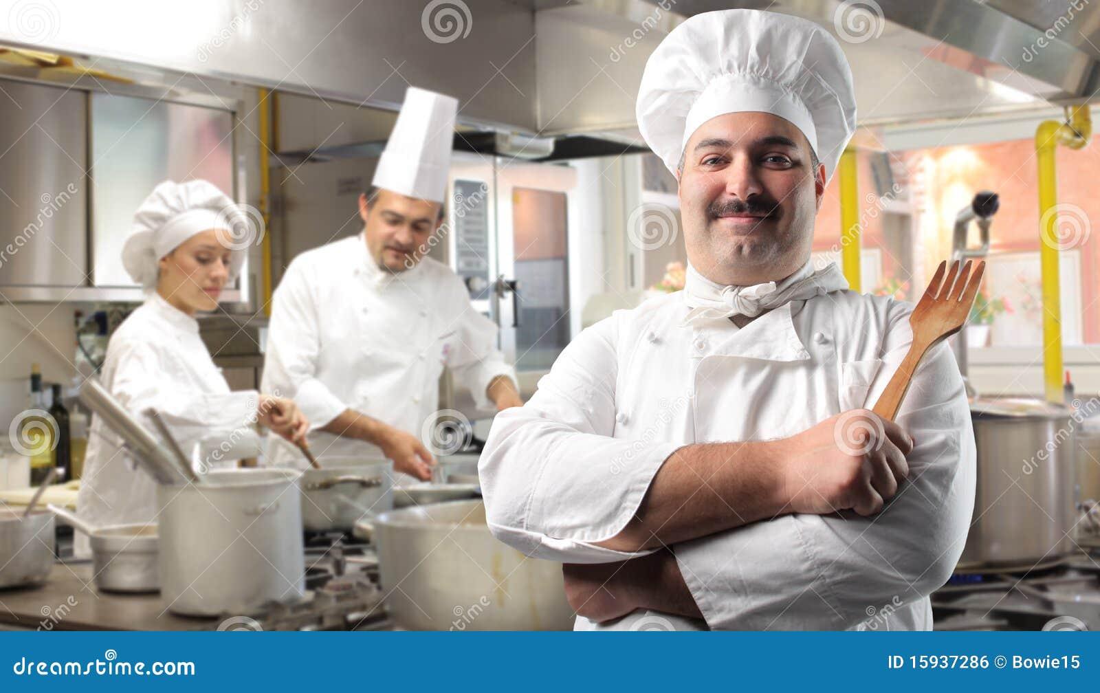 Restaurant Kitchen Pictures restaurant kitchen royalty free stock photos - image: 27268708