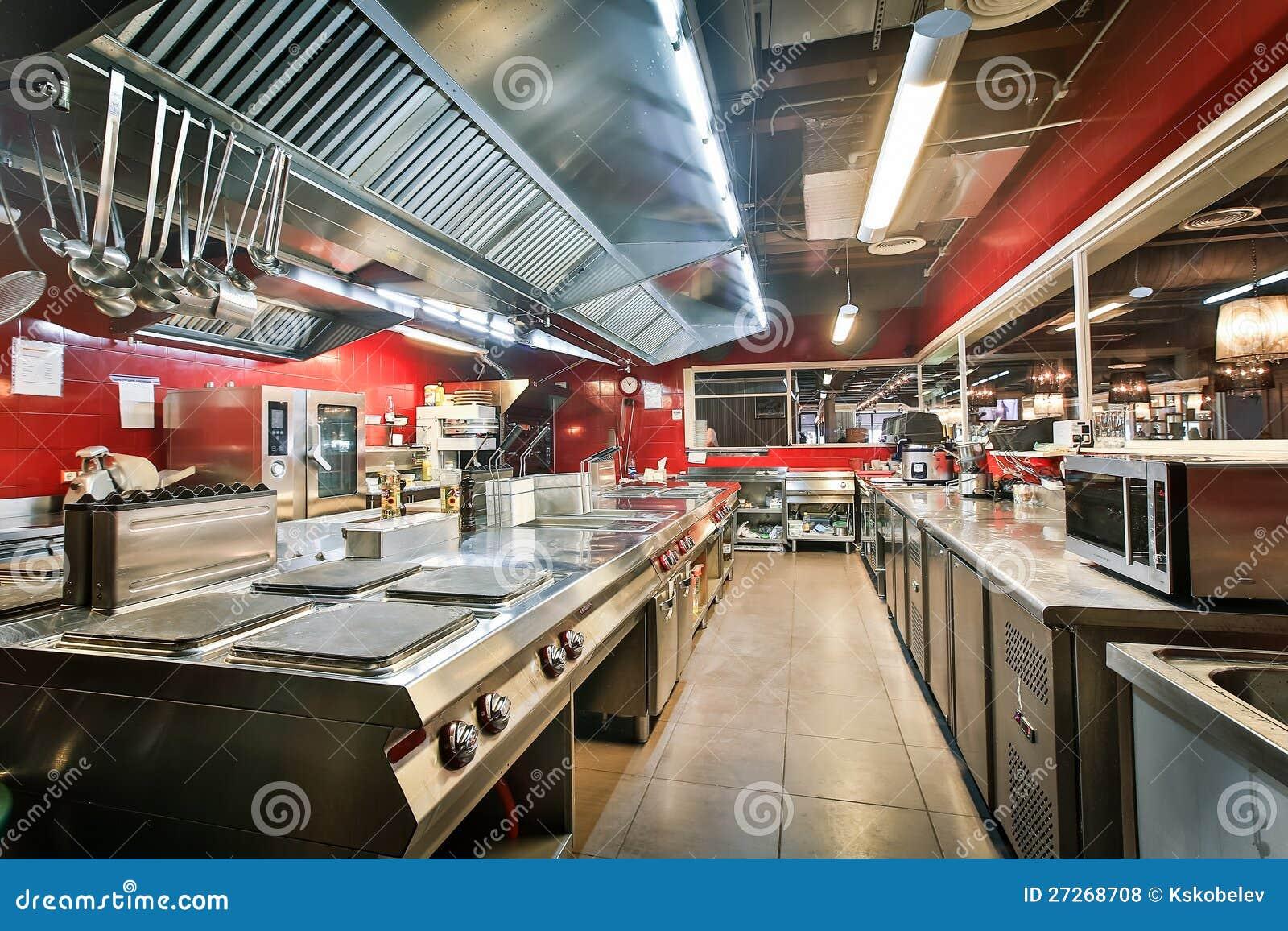 Restaurant Kitchen Images restaurant-kitchen-27268708 (1300×956) | keukens & koks