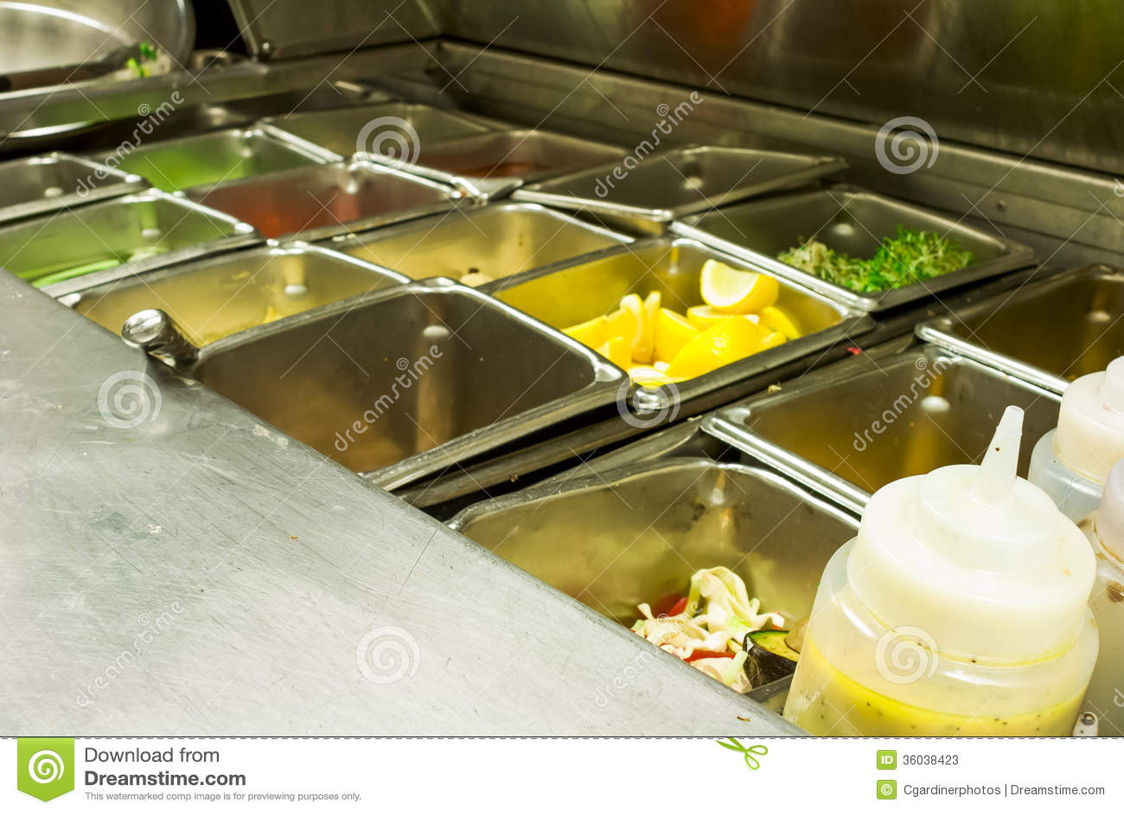 Restaurant Kitchen Layout Restaurant Kitchen Layout Stock Photo Image 36038410